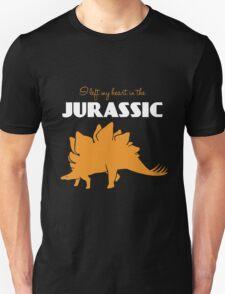 I Left My Heart in the Jurassic T-Shirt