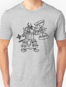 Iron Knuckle (black) T-Shirt