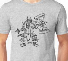 Iron Knuckle (black) Unisex T-Shirt