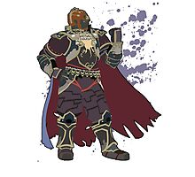 Ganondorf - Super Smash Bros Photographic Print