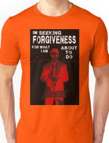 Daredevil Forgiveness Unisex T-Shirt
