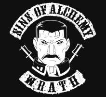 Sins of Alchemy - Wrath v2 by LittleKenny