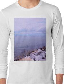 Make Mine On the Rocks Long Sleeve T-Shirt