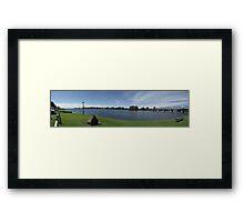 Manning River, Taree I Framed Print