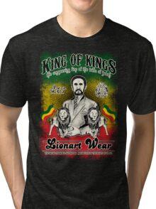 King Selassie  Tri-blend T-Shirt