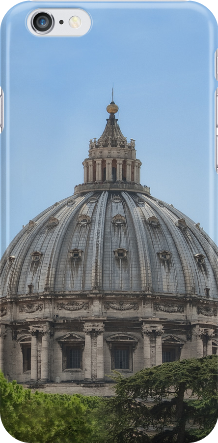 Vatican, Rome, Italy, Apple iphone 4 4s, iPhone 3Gs, iPod Touch 4g case by lapart