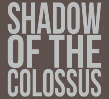 Shadow of the Colossus by meltymonster