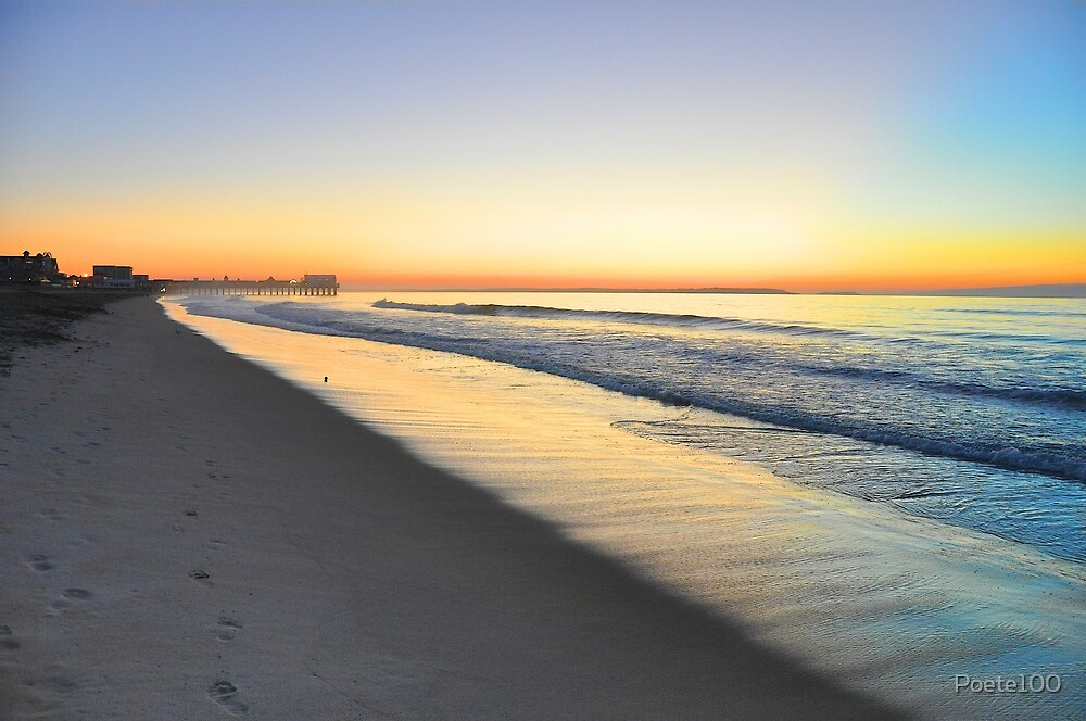 Painted Sunrise by Poete100