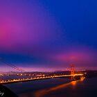 Golden Gate Bridge by chrisfb1