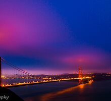 Golden Gate Bridge by chrisfb1