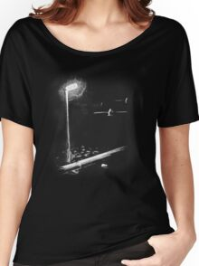 Night Operation Women's Relaxed Fit T-Shirt