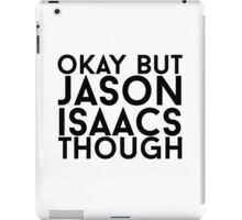 Jason Isaacs iPad Case/Skin