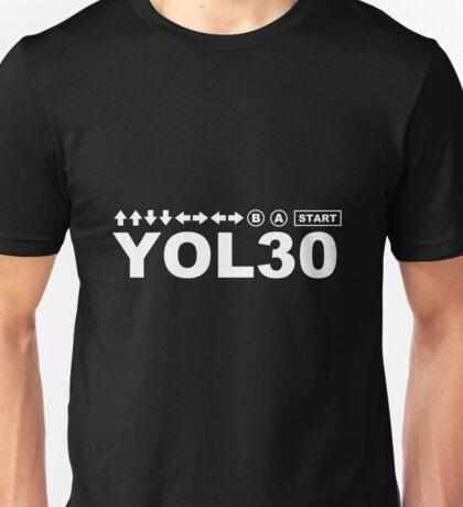 YOL30 Dark Unisex T-Shirt