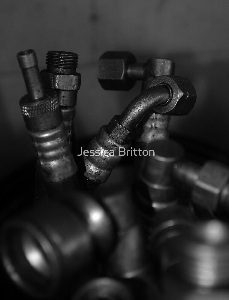 Steel Alignment  by Jessica Britton