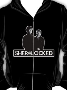 I AM LOCKED: SHERLOCKED T-Shirt