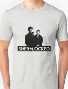 I AM LOCKED: SHERLOCKED T-Shirt