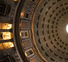 Pantheon, Rome #4,  Apple iphone 4 4s, iPhone 3Gs, iPod Touch 4g case by lapart