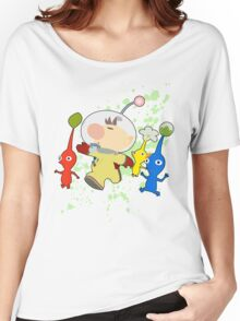 Olimar - Super Smash Bros Women's Relaxed Fit T-Shirt