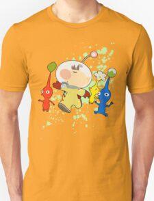 Olimar - Super Smash Bros T-Shirt