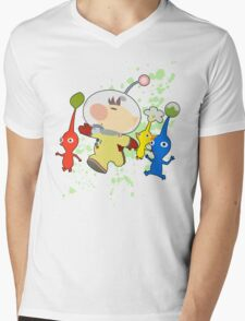 Olimar - Super Smash Bros Mens V-Neck T-Shirt