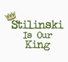 Teen Wolf - Stilinski Is Our King Sticker by ldyghst