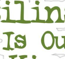 Teen Wolf - Stilinski Is Our King Sticker Sticker