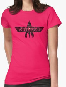 Top Sovereign Womens Fitted T-Shirt