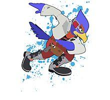 Falco - Super Smash Bros Photographic Print
