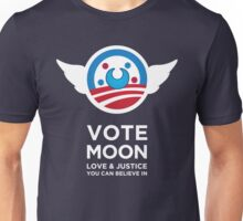 Moon President Power Unisex T-Shirt