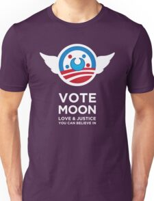 Moon President Power Unisex T-Shirt