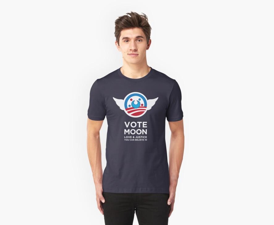 Moon President Power by Rachael Thomas