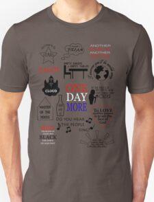 Les Miserables Quotes T-Shirt