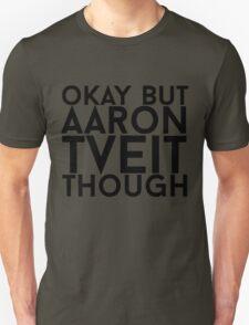 Aaron Tveit Unisex T-Shirt