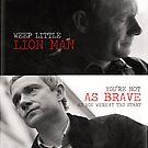 Little Lion Man by devinleighbee