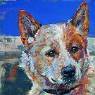 'Dog Logic.' by Cat Leonard