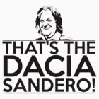 That&#x27;s the Dacia Sandero! by SwordStruck