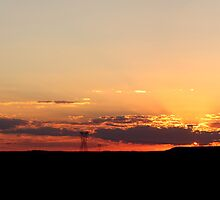 Qnette #005 - A New Sunset... Panorama by Qnita