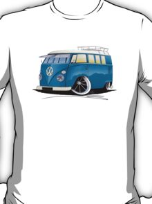 VW Splitty (11 Window) J T-Shirt