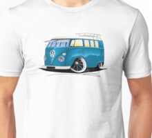 VW Splitty (11 Window) J Unisex T-Shirt