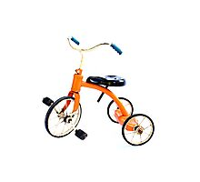 Orange Trike Photographic Print