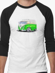 VW Splitty (11 Window) K Men's Baseball ¾ T-Shirt