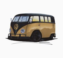 VW Splitty (11 Window) L by Richard Yeomans