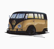 VW Splitty (11 Window) L by Richard Yeomans