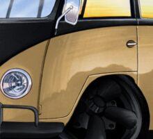 VW Splitty (11 Window) L Sticker