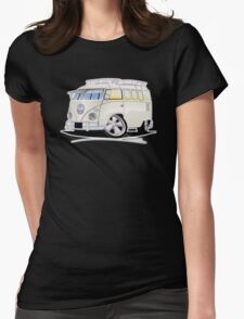 VW Splitty (11 Window) N Womens Fitted T-Shirt