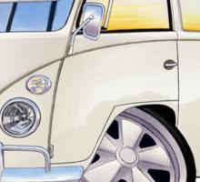 VW Splitty (11 Window) N Sticker