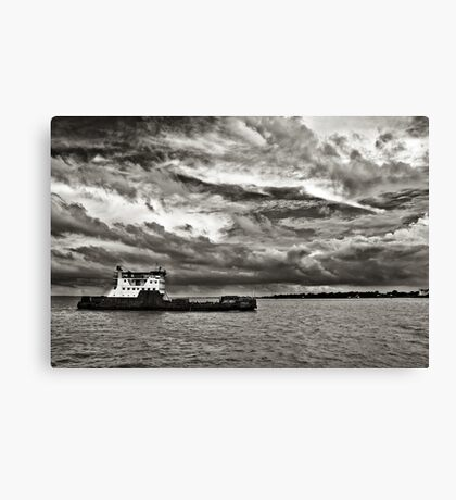 Urban Cargo... Canvas Print