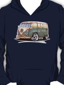 VW Splitty (11 Window) O T-Shirt
