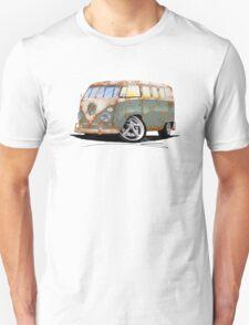 VW Splitty (11 Window) O Unisex T-Shirt