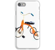 Orange Trike iPhone Case/Skin